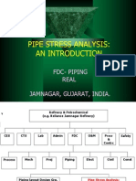 Pipe Stress Analysis Intro PPS 180605
