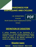 Modified Disaster Preparedness_mizoram