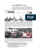 Report of Islamic Banking Product Development