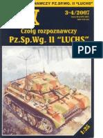 Pzkpfw 2 Ausf L Luchs