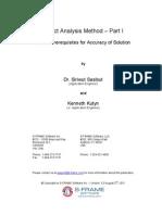 S-FRAME Direct Analysis Method PartI