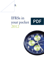 IFRSs in Your Pocket 2012