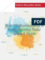 Web 2.0 Mindmapping & Brainstorming Tools