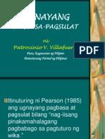 Ugnayang Pagbasa at Pagsulat