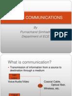Digital Communication System