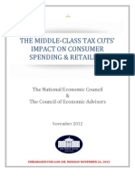 Consumer Report Embargo