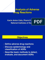 Clinical Analysis of Adverse Drug Reactions 2004-2005 (1)