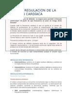 Tema 3. Regulación de la función cardíaca