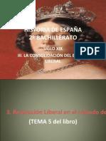 HISTORIA DE ESPAÑA TEMA 3