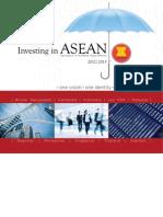 Investing in ASEAN 2012 2013