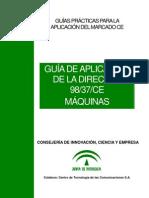 Guia aplicación directiva maquinas
