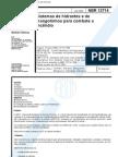 NBR 13714 - 2000 - Sistemas de Hidrantes e de Mangotinhos para Combate a Incêndio