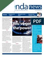 Agenda News Issue 15