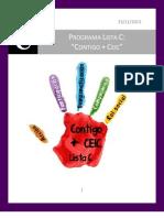 Proyecto Ccee 2013 Lista c1