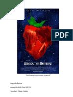 Across the Universe - Final