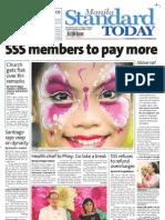Manila Standard Today - Tuesday (November 27, 2012) Issue