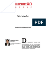 Experton Group Marktsicht; Deutschlands Internet-GAU