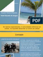 Propuesta Hotel Escuela Hotel Maracay