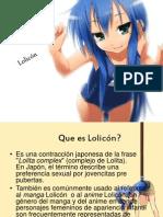 Lolicón
