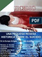 Exposicion del suicidio