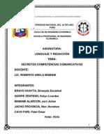 TRABAJO ENCARGADO DE LENGUAJE Y REDACCIÓN (4)