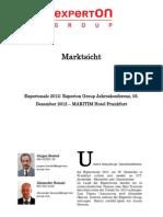 Experton Group Marktsicht; Expertonale 2012 Experton Group Jahreskonferenz, 05. Dezember 2012 -MARITIM Hotel Frankfurt