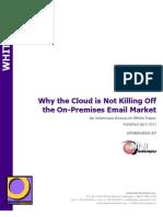 US Cloud vs Email WhitePaper
