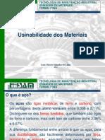 Usinabilidade de Materiais - 2 Parte (1)