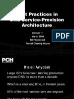 DNS Service Architecture v11