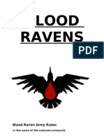 Blood Raven Codex 2.0 Public