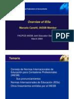 Presentacion Marcelo Canetti