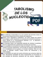 Metabolismo de Los Nucleotidos