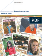 2006 Review, Commonwealth Essay Competition (L) Low Resolution