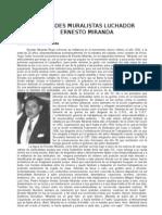 Quien Fue Ernesto Miranda