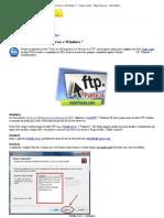 HD via FTP com Filezilla Server e Windows 7 « Taylor Lopes __ Blog Pessoal __ Informática