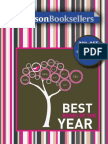 Hudson Booksellers Best Books of 2012