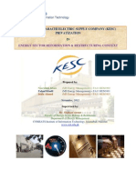Privatization of KESC