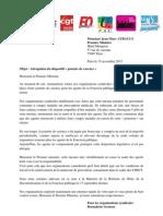 Communiqué intersyndical Abrogation 15 11 2012[1]
