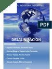 Monografia desalinizacion