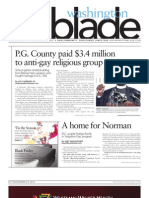 Washingtonblade.com - Volume 43, Issue 47 - November 23, 2012
