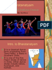 Research for Indian Dancing