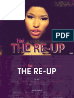 Digital Booklet - Nicki Minaj - Pink Friday Roman Reloaded - The Re-Up