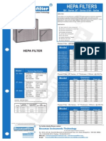 Hepa Filters , AC Filters, Duct filters