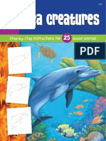 Learn to Draw - Sea Creatures_By Dijeja