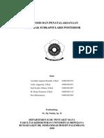 Katarak Subkapsularis Posterior