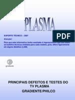 Defeitos Na Tv Plasma Gradiente Plt4230