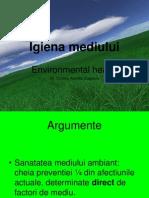 Igiena Mediului(Intro)