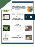 PORTAFOLIO CALCULO DIFERENCIAL