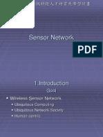 Chapter6 Sensor Network