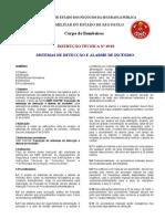 IT 19  - Sistemas de Detecção e Alarme